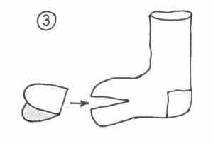 Anleitung für KiTa Anleitung Sockenpuppe Anleitung Sockenpuppe basteln
